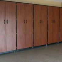 Garage cabinets closets will ship storage cabinets for Closet world garage